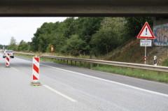 Schutzplanken Bau, 2000 m ESP, Übergänge, Absenkungen
