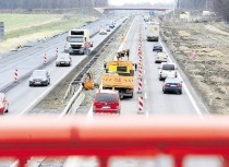 Autobahnamt Sachsen, Baustellensicherung